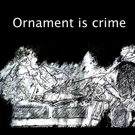 ornament and crime by adolf loos Loos, as reflected in one of its most important texts: ornament and crime, was a staunch opponent of the overly ornate architecture that was built in vienna of his time and that is another concept that is well reflected in this building.